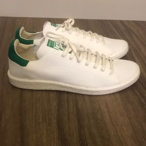Men's Adidas Stan Smith Primeknit Boost Sneaker